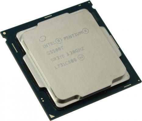 Процессор Intel Pentium G5500T 3.2GHz 4Mb Socket 1151 v2 OEM процессор intel pentium g620 cpu 1155 h61