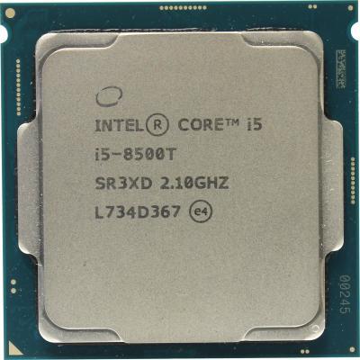 Процессор Intel Core i5-8500T 2.1GHz 9Mb Socket 1151 v2 OEM