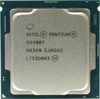 Процессор Intel Pentium G5400T 3.1GHz 4Mb Socket 1151 v2 OEM цена