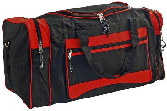 Сумка спортивная,разм.67х30х30 см, ассорти 2 цвета. черно-красный,черно-синий цвет ABS3001