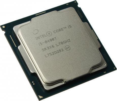 Процессор Intel Core i5-8400T 1.7GHz 9Mb Socket 1151 v2 OEM