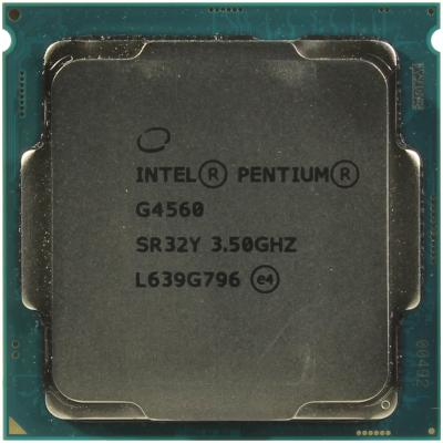 Процессор Intel Pentium G4560T 2.9GHz 3Mb Socket 1151 OEM