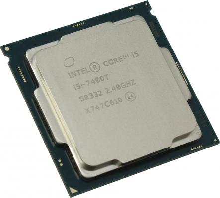 Процессор Intel Core i5-7400T 2.4GHz 6Mb Socket 1151 OEM