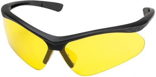 Фото - Очки CHAMPION C1006 защитные желтые перчатки champion c1000 защитные кожаные