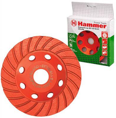 Купить Чашка шлифовальная Hammer 206-201 CUP TB —