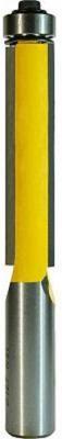 Фреза ЭНКОР 10525 кромочная прямая ф12.7х51мм хв12мм фреза кромочная прямая d12x19 мм