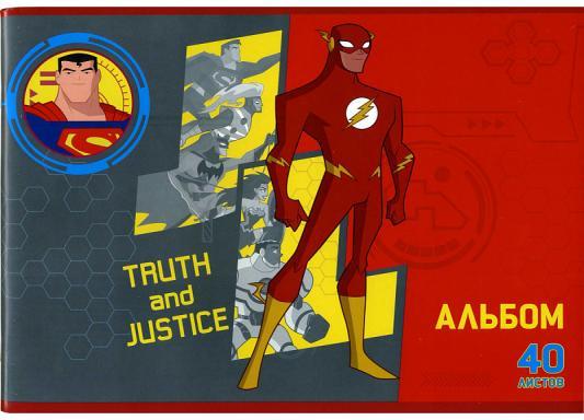 Альбом для рисования Action! DC Comics A4 40 листов DC-AA-40-1 в ассортименте ubec 3а 12в dc dc преобразователь понижающий модуль 3а 12v мини bec для rc самолета с fpv