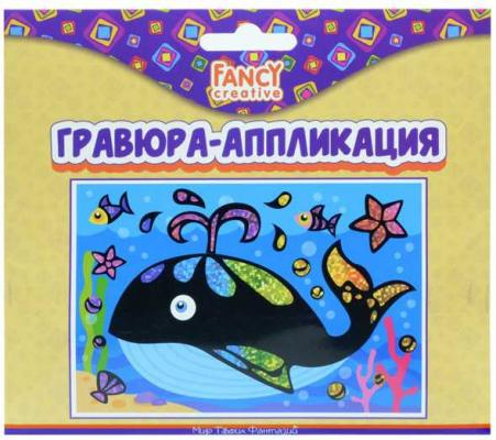 Гравюра FANCY CREATIVE Гравюра-аппликация унисекс от 3 лет FD080268 creative comb