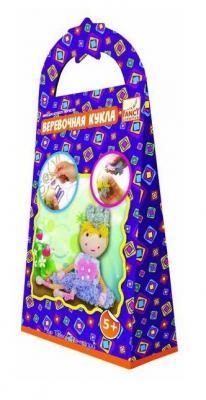 Набор для творчества Fancy Creative Веревочная кукла от 5 лет бусины fancy creative микс 1 от 5 лет