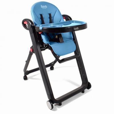 Стульчик для кормления Nuovita Futuro Senso Nero (blu) стульчик для кормления nuovita nuovita стульчик для кормления elegante acqua eco