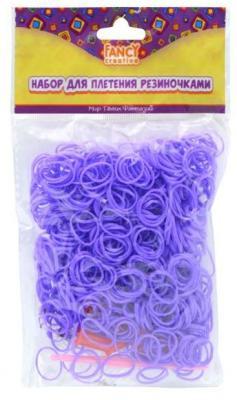 Набор для плетения fancy creative Радужные резиночки 600 шт FD030064