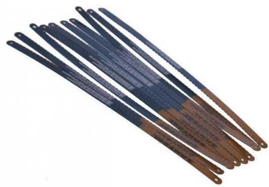 Полотна SANTOOL 030401 300мм для ножовки по металлу (10 шт./уп.) santool заклепки santool 4 8х16 80 шт