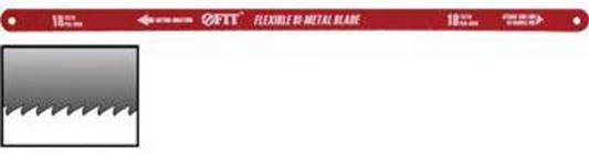 Полотно FIT 40180 по металлу, 300мм, Bi-Met, 18Т полотно по металлу зубр профессионал 300мм 50шт 15855 24 50