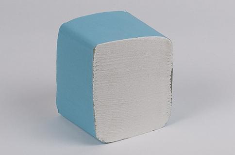 Бумага туалетная НРБ-Групп NRB-210250 2-ух слойная 1 шт