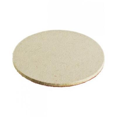 Круг полировальный STAYER MASTER 35930-180 насадка из фетра на липучке d180мм цена