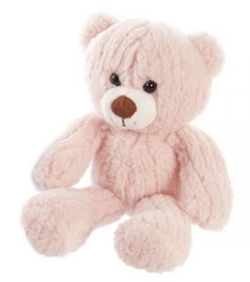 Мишка Тимка 15см роз. fluffy family мишка тоша 70 см