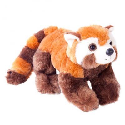 Рыжая панда 18см.