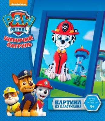 Пластилин Lori Щенячий патруль Маршалл Пкс-003