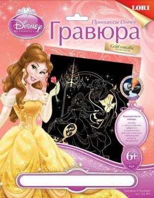 Гравюра Lori Красавица и Чудовище для девочки от 6 лет Грд-009 lori marvel