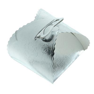 Коробка подарочная Winter Wings 8,5*8,5*7 см