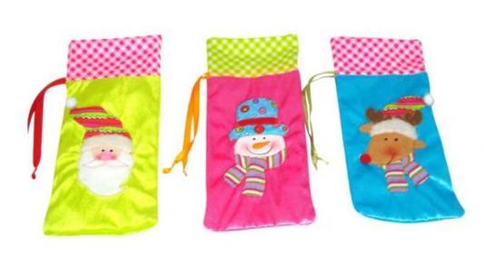 Фото - Мешок для подарков Winter Wings Мешок 33 см мягкие игрушки стрекоза мешок для подарков барон