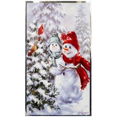 Купить Мешок для упаковки подарков Winter Wings 200х350 мм, Подарочные пакеты