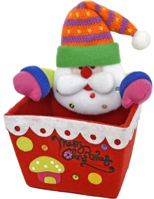 купить Подставка для подарка Winter Wings Дед Мороз 13x18 см дешево