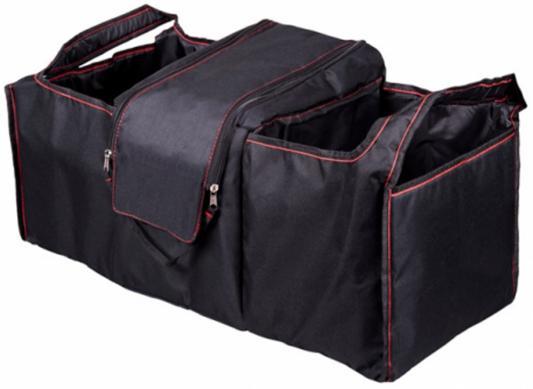 Органайзер в багажник Ritmix RAO-1081 черный/красный 33x70x34см термоотделение (упак.:1шт) органайзер в багажник ritmix rao 1382 черный красный настил 170x155см упак 1шт
