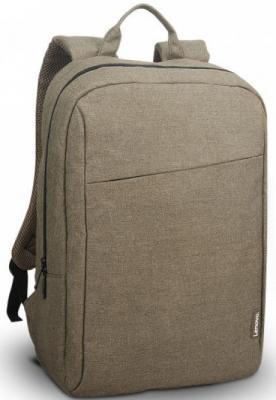 "Рюкзак для ноутбука 15.6"" Lenovo B210 полиэстер зеленый GX40Q17228 цена и фото"