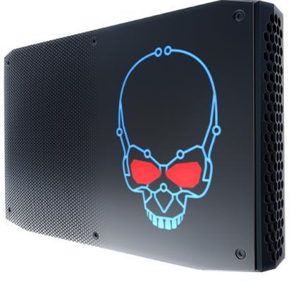 цена на Платформа Intel NUC Original Hades Canyon BOXNUC8I7HNK2 2xDDR4
