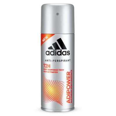 Adidas adipower ант-т спрей муж 150мл