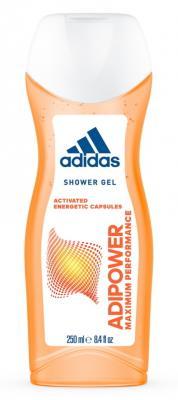 Гель для душа ADIDAS Adipower 250 мл adidas гель для душа муж pure game 250 мл гель для душа муж pure game 250 мл 250 мл