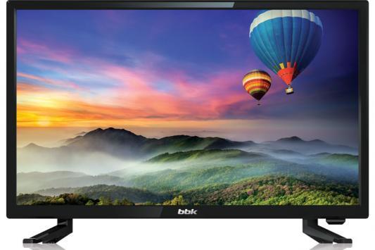 Телевизор BBK 24LEM-1056/FT2C черный