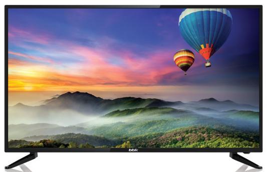 Телевизор BBK 40LEM-1056/FTS2C черный bbk 40lem 1005 ft2c 2 пульта черный