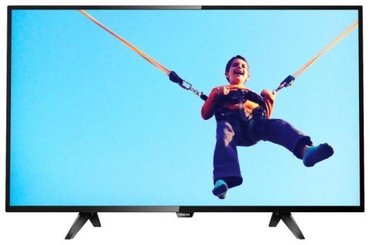 Телевизор Philips 43PFS5302/12 черный телевизор philips 24phs4022