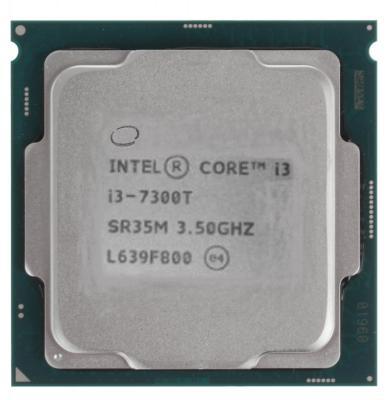 Процессор Intel Core i3-7300T 3.5GHz 4Mb Socket 1151 OEM все цены