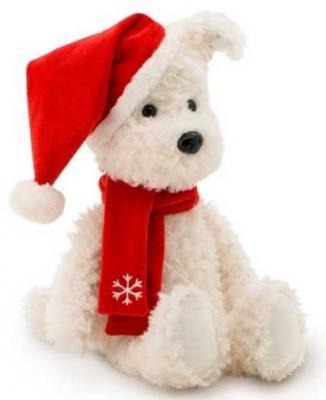 Пёс Санта 30 игрушка orange toys пёс пьер 20cm 7638 20