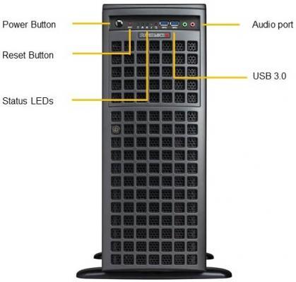 Сервер Supermicro SYS-7049GP-TRT