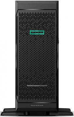 Сервер HPE ProLiant ML350 Gen10 2x5118 2x16Gb 2.5/3.5 SAS/SATA P408i-a 2x800W (877623-421) сервер hp proliant ml350 835262 421 835262 421