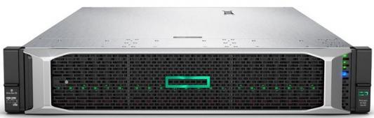 "Сервер HPE ProLiant DL560 Gen10 2x5120 2x16Gb x8 2.5"" SATA S100i 331FLR 1x1600W (840369-B21)  - купить со скидкой"