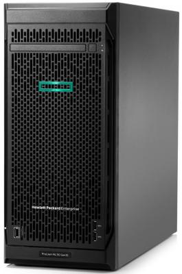 "лучшая цена Сервер HPE ProLiant ML110 Gen10 1x3106 1x 3.5"" S100i 1x550W 3-3-3 (P03685-425)"