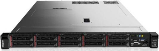 Сервер Lenovo ThinkSystem SR630 1xGold 6130 1x32Gb x8 2.5 930-8i 1x750W (7X02A006EA) сервер lenovo topseller x3550m5 5463j2g