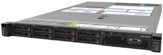 Сервер Lenovo ThinkSystem SR530 1xSilver 4108 1x16Gb x8 2.5 530-8i 1G 2Р 1x750W (7X08A01WEA) сервер lenovo x3250 m6 3943e6g