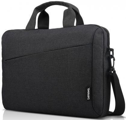 Сумка для ноутбука 15.6 Lenovo Toploader T210 полиэстер черный GX40Q17229
