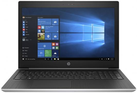 Ноутбук HP ProBook 450 G5 Core i3 6100U/4Gb/500Gb/DVD-RW/Intel HD Graphics 620/15.6/SVA/HD (1366x768)/Windows 7 Professional 64 +W10Pro/silver/WiFi/BT/Cam ноутбук и windows 7