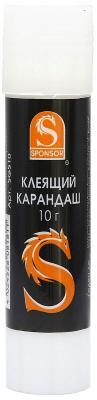 Клей-карандаш SPONSOR SGS10 10 гр. клей карандаш глобус школьник 10 гр