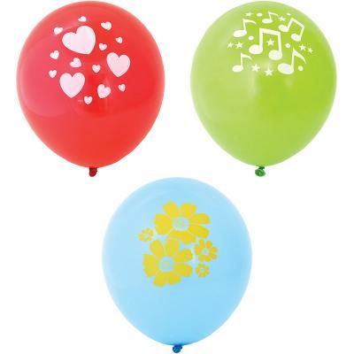 Набор шаров Action! Шары воздушные 30 см 5 шт