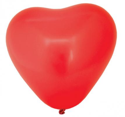 Купить Набор шаров Action! Сердечки 5 шт, Атрибуты для праздника