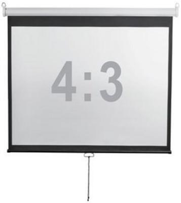 Экран 150x200см Digis Optimal-D DSOD-4303 4:3 настенно-потолочный рулонный экраны для проекторов digis optimal d формат 4 3 94 150 200 mw dsod 4303