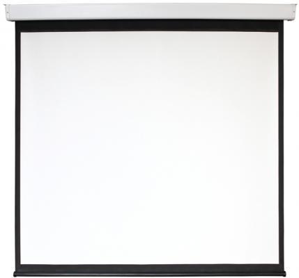 Экран 280x280см Digis Electra-F DSEF-1109 1:1 настенно-потолочный рулонный (моторизованный привод) экран настенно потолочный digis electra dsem 162405 240х240см 16 9